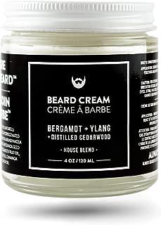 ALWAYS BEARDED LIFESTYLE Bergamot Ylang Cedar Beard Cream, 120 ML