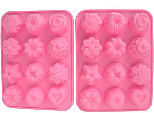 new arrival Z-bond high quality Flowers Silicone Non Stick Chocolate new arrival Mold Soap Mold Cake Bread Mold sale