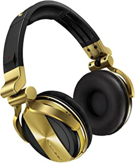 Pioneer DJ DJ Headphone, Gold (HDJ-1500-N)