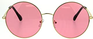Best pink round oversized sunglasses Reviews
