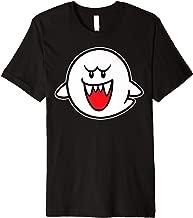 Nintendo Super Mario Boo Character Portrait Premium T-Shirt