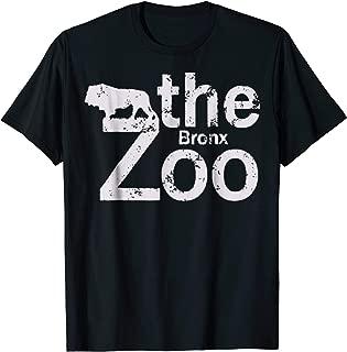 bronx zoo tee shirts