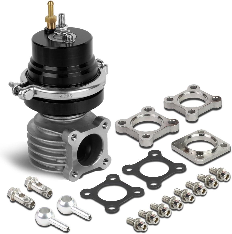 lowest price DNA Motoring WG-46MM-T11-BK latest External Manifold Turbo Wastegate