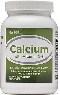 GNC Calcium with Vitamin D-3