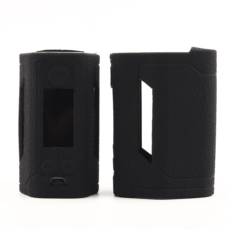 Wismec Reuleaux RX GEN3 300W Case, CEOKS Silicone Protective Case Skin Cover Fits for Wismec Reuleaux RX GEN3 300W TC Mod Accessories Wrap Sleeve Gel