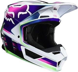 Fox Racing Gama Men's V1 Off-Road Motorcycle Helmet – Multi / 2X-Large
