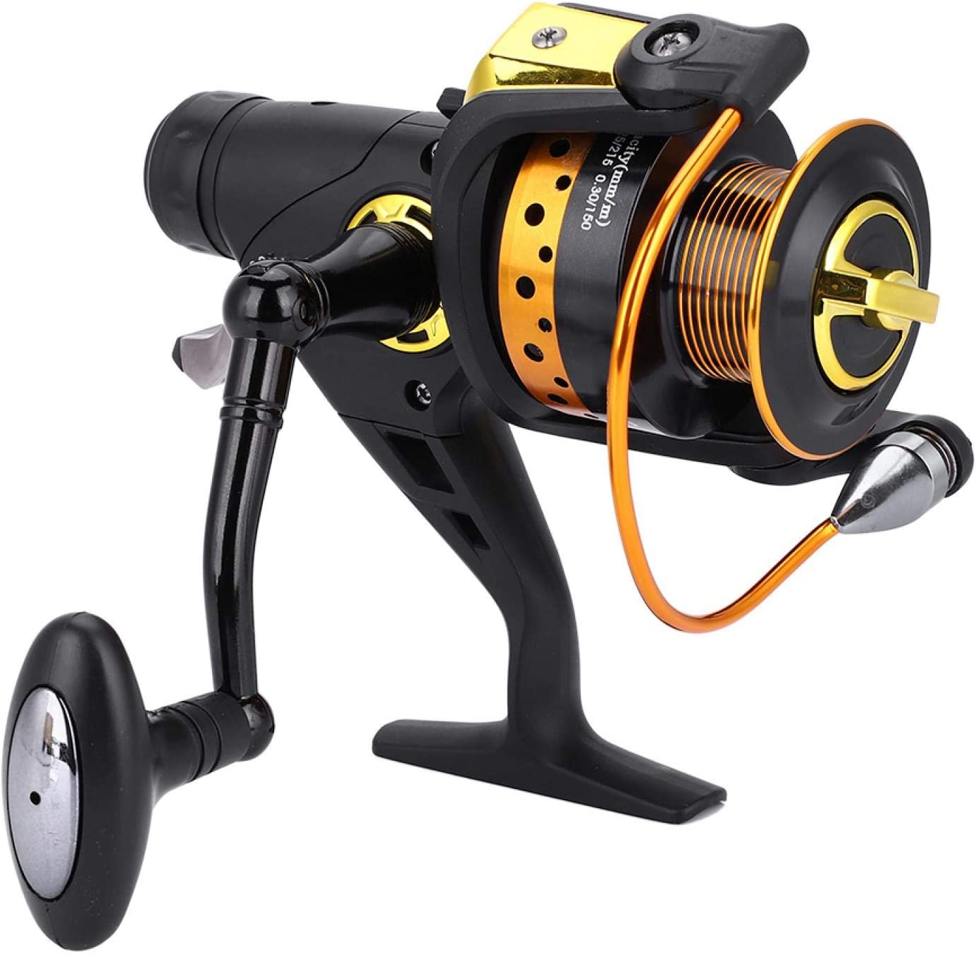 Gaeirt Spinning Reel Product Smooth Surface KV3000-8 Spool Wire Max 54% OFF Aluminum