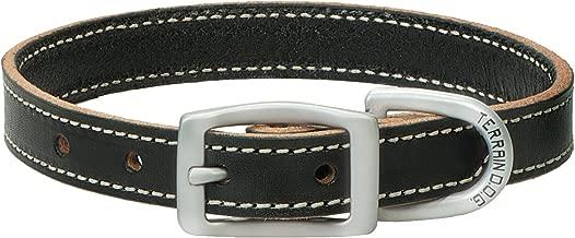 Terrain D.O.G. Bridle Leather Dog Collar