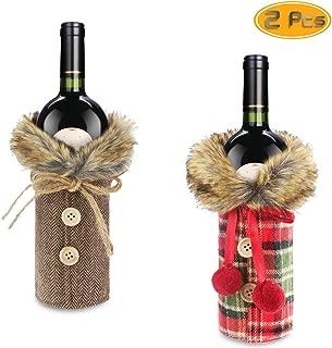 Best christmas wine sleeve Reviews