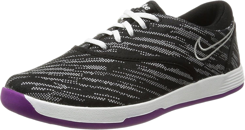 Nike Lowest price challenge Golf Women's WMNS Manufacturer OFFicial shop Lunar Duet sp Br Black White Summit