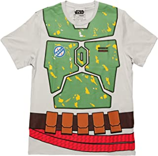 Star Wars Character Costume Adult T-Shirt