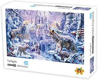 Anself Puzzles 1000 Piece Jigsaw Puzzles for Adults Kids Classic Family Puzzle Indoor DIY Toys Birthday Gift