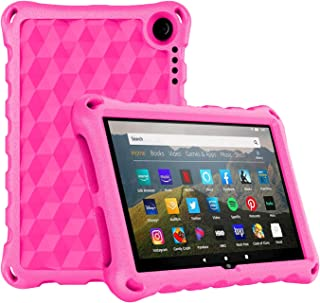 2021 New Fire HD 10 Case, TUYOO Light Weight Kid-Proof Case for Fire HD 10 Tablet (Only Compatible with 11th Generation Ta...