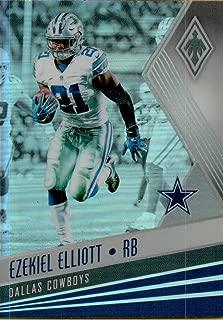 足球 NFL 2017 Phoenix #51 Ezekiel Elliott 牛仔