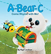 A-Bear-C: Come Rhyme with Me!