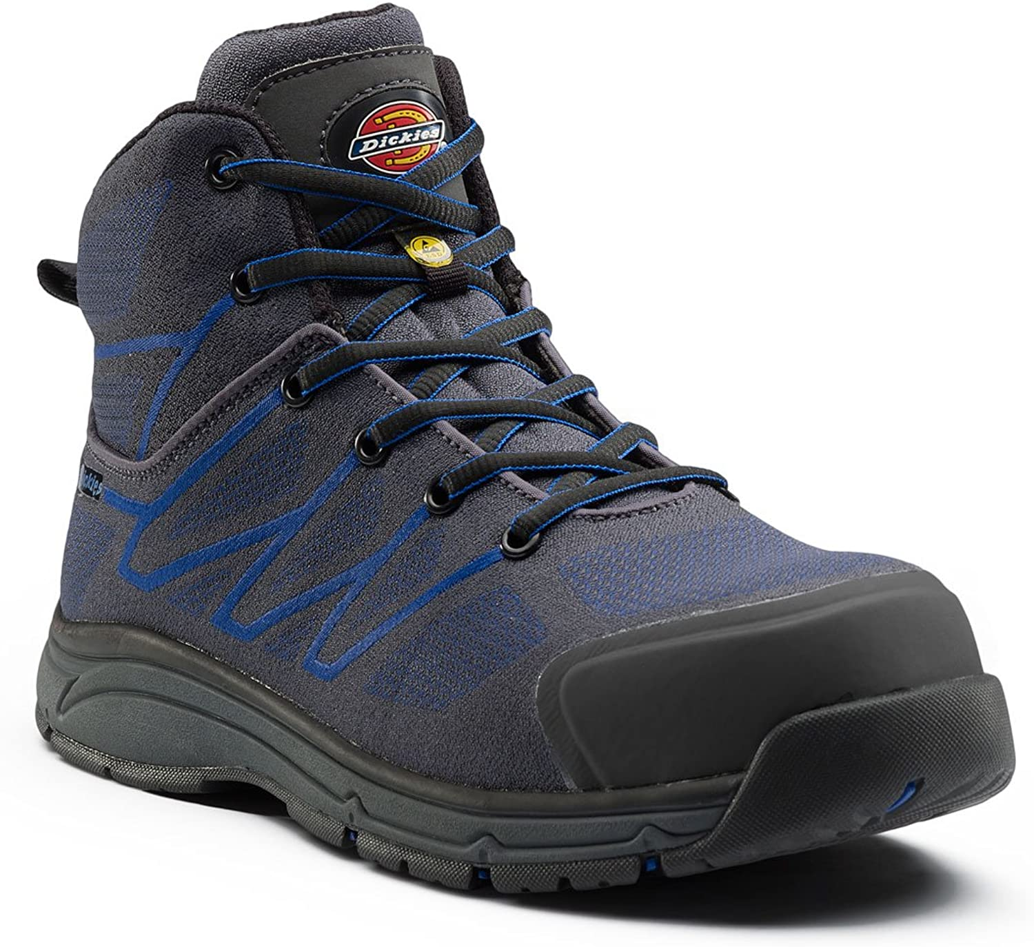 Dickies Mens Liberty Composite Toe Cap Slip Resistant Safety Boots