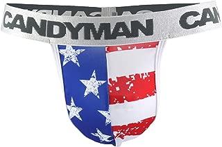 CandyMan 99154 Patriotic Thong