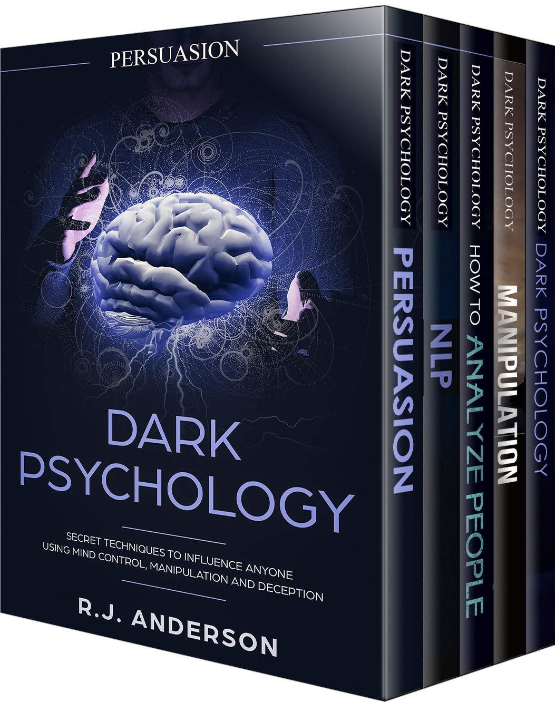 Persuasion: Dark Psychology Series 5 Manuscripts - Persuasion, NLP, How to Analyze People, Manipulation, Dark Psychology Advanced Secrets