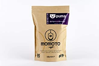 Momoto café mexicano, orgánico y de especialidad, Puma en