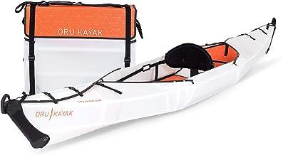 Oru Kayak Foldable Kayak - Stable, Durable, Lightweight Folding Kayaks for Adults and Youth - Lake, River, and Ocean Kayak...
