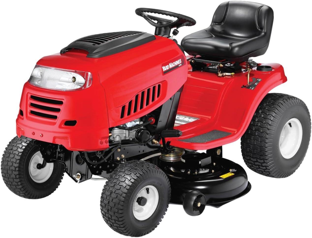 Yard Machines 420cc Riding Lawn Tractor