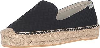 Soludos  女 真皮款 加厚底 Leather Platform SM Slipper 平底鞋 FPSS1602