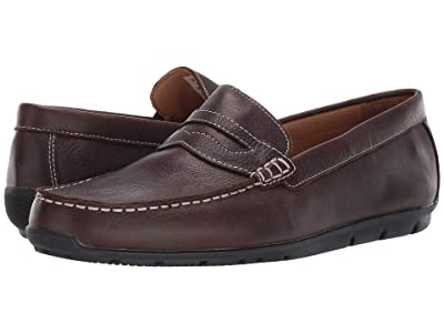 FootJoy Club Casual Loafer (Dark Brown) Men