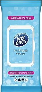 Wet Ones Be Fresh, 40 Wipes