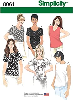 Best sewing patterns womens tops Reviews