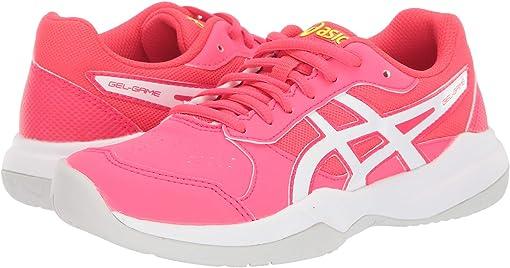 Laser Pink/White