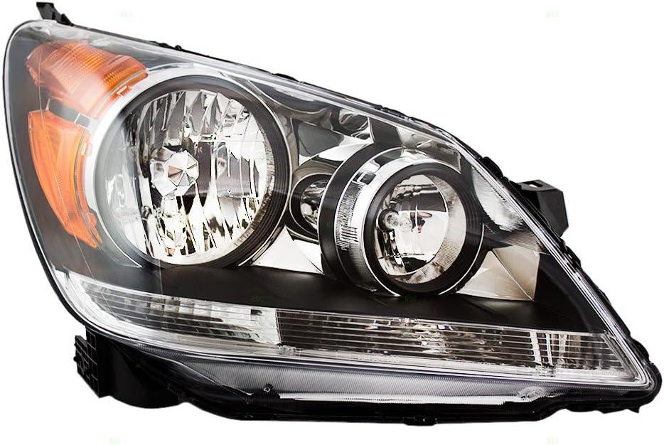 送料無料(一部地域を除く) Brock お得 Replacement Passengers Halogen Headlight Headlamp Compatib