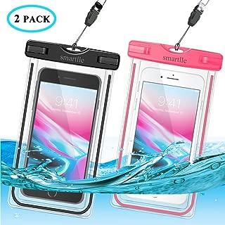 plastic phone pouch