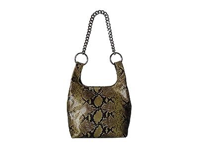 Rebecca Minkoff Karlie Chain Shopper (Thyme) Tote Handbags