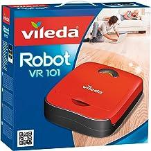 Vileda VR 101 - Robot aspirador y escoba para suelos duros y