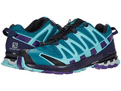 Salomon XA Pro 3D V8 GTX (Shaded Spruce/Evening Blue/Meadowbrook) Women