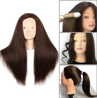 Best practice mannequin head human hair Reviews
