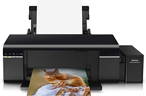 Epson L805 Single-Function Wireless Ink Tank Colour Photo Printer product image