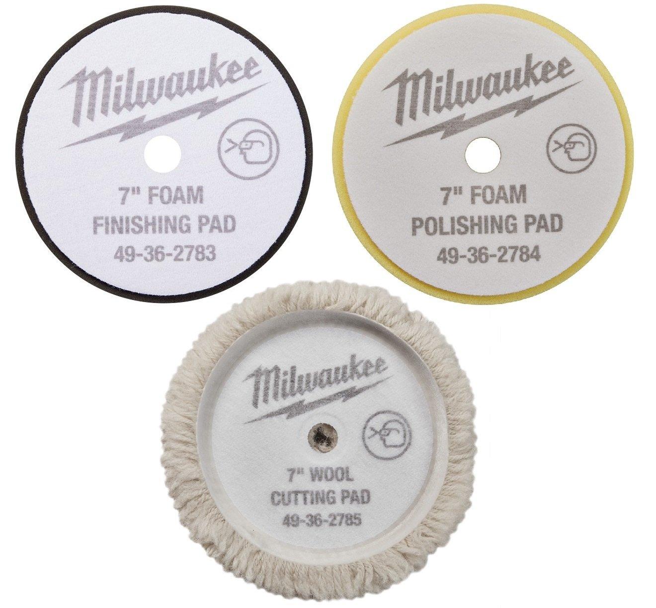 Polishing Finishing 49 36 2783 Milwaukee Polisher