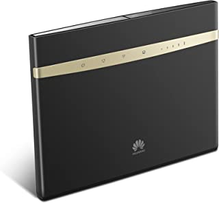 HUAWEI new higher upgrade model 4G LTE Router B525s Black 64 users