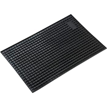 Black Rubber Single 39203 COSMOS Large Ranger Mat