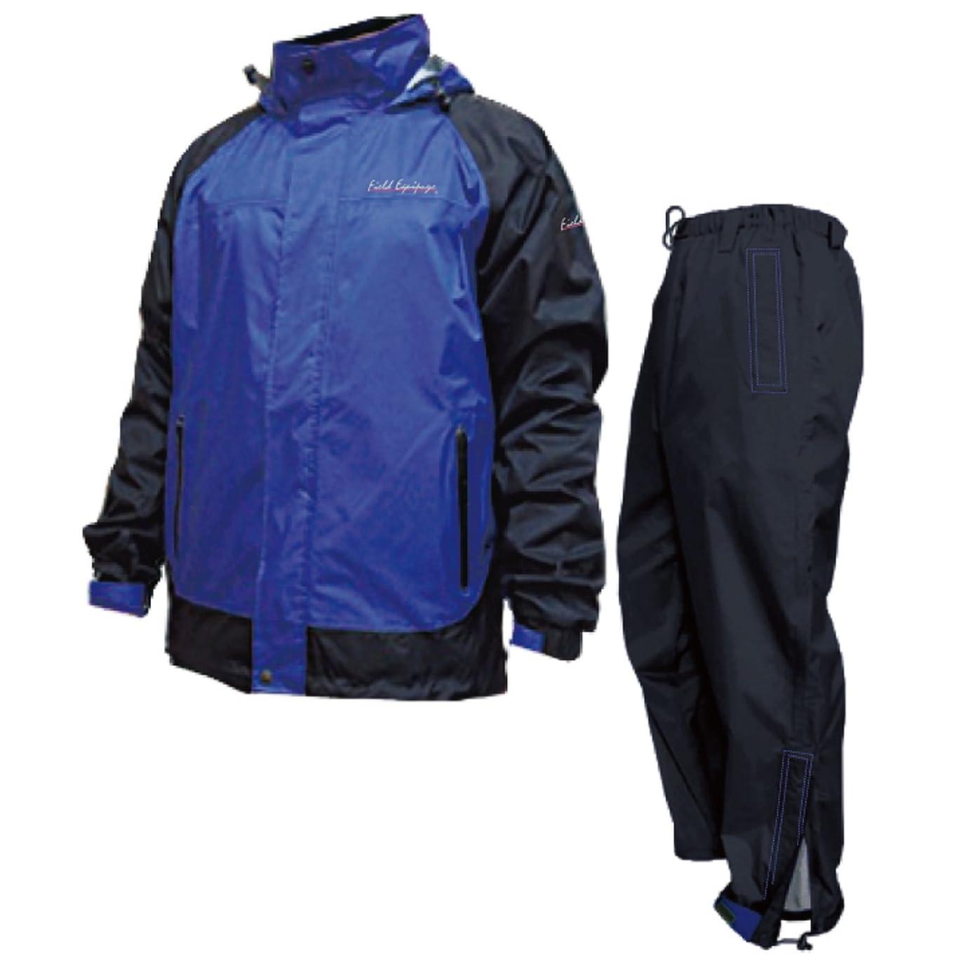 ガソリン検索エンジン最適化しないトオケミ(TOHKEMI) レインウェア COCOON(コクーン)ウェザースーツ LL ブルー #45900