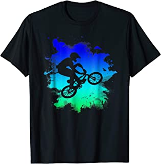 BMX Bike T-Shirt For Riders