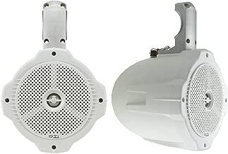 "DTI DSWT65 6-1/2"" 280 Watts Max Power 2-Way Marine Boat Weatherproof High Power Audio Stereo Heavy Duty Wakeboard Speaker Sound System (Pair)"