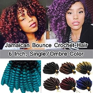 Best jumpy wand curl crochet braids Reviews