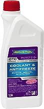 RAVENOL J4D2000 OTC C12+ Coolant Antifreeze Concentrate (G12 Plus) (1.5 Liter)