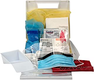 First Aid Only Bloodborne Pathogen Personal Protection Kit With 6 Pc. Cpr Pack, 29-Piece Kit