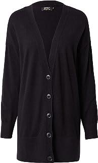 Only Onlcozy L/S Button Cardigan CS KNT Pull en Laine Femme