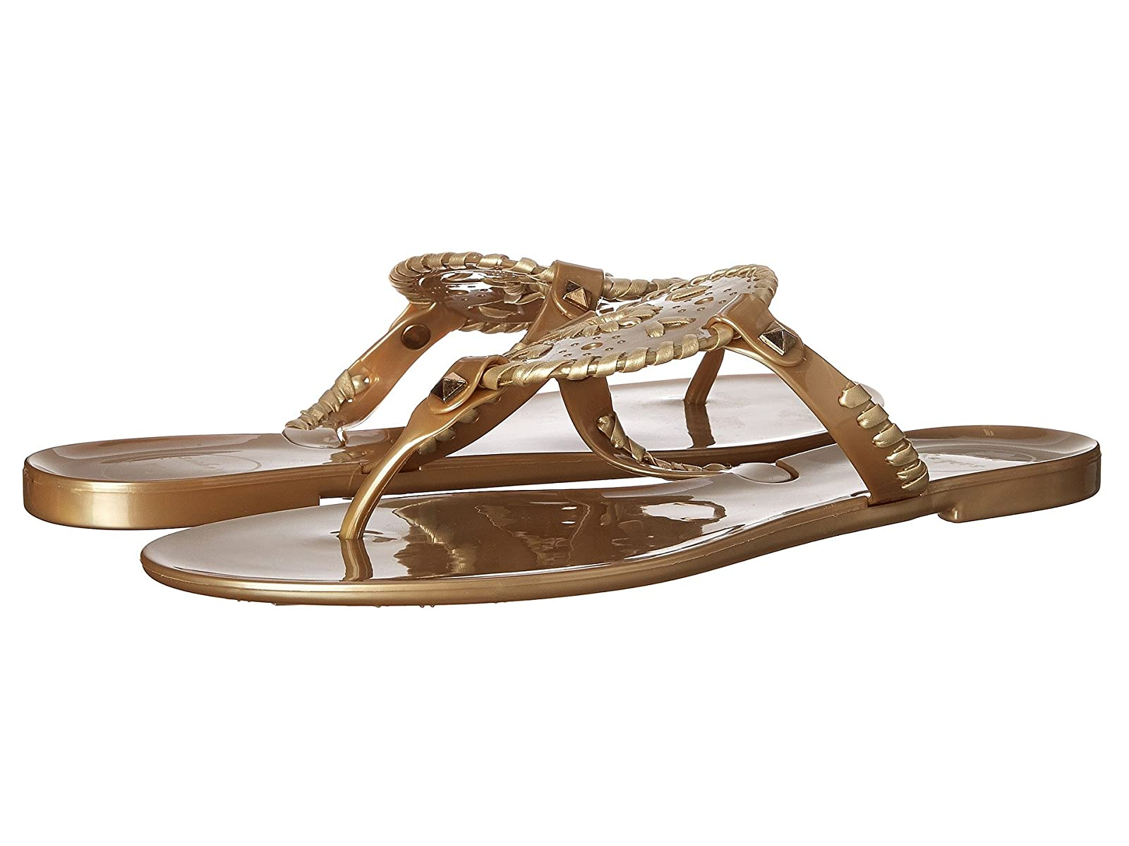 Jack Rogers Georgica JellyAtmospheric grades have affordable shoes