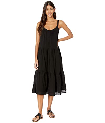 MIKOH SWIMWEAR Tokelau Cover-Up Dress (Night) Women