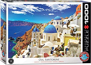 Eurographics 1000pcs - Oia Santorini Greece